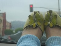 Buttefly Shoes