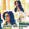 Praise the queen